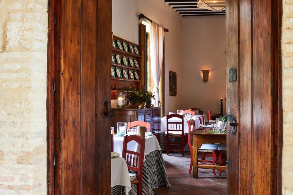 Spain Hacienda Dining Room
