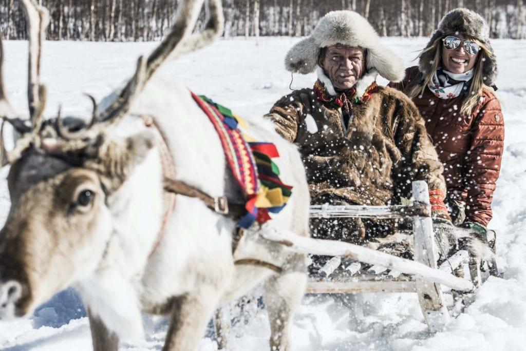 Sweden Arctic Lodge Sami Experiences