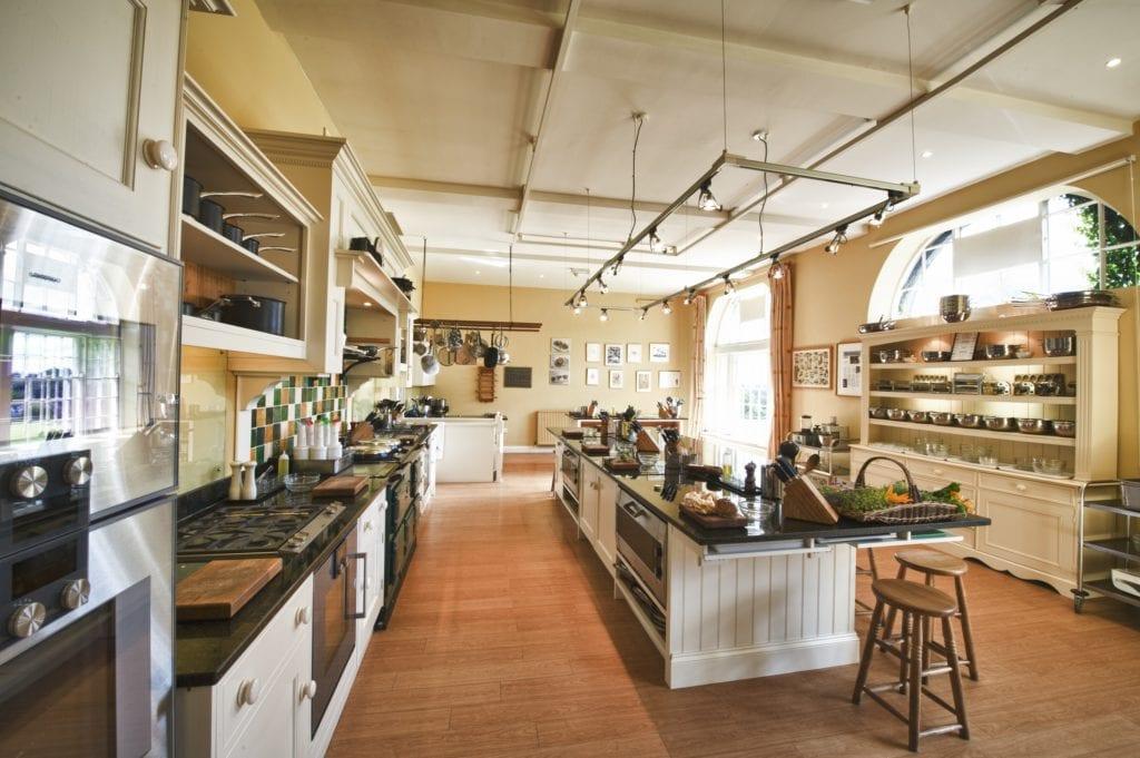 Swinstone Park Cookery School Yorkshire England