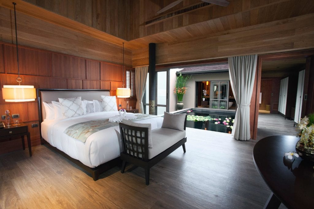 Thailand Ani Villa Bedroom