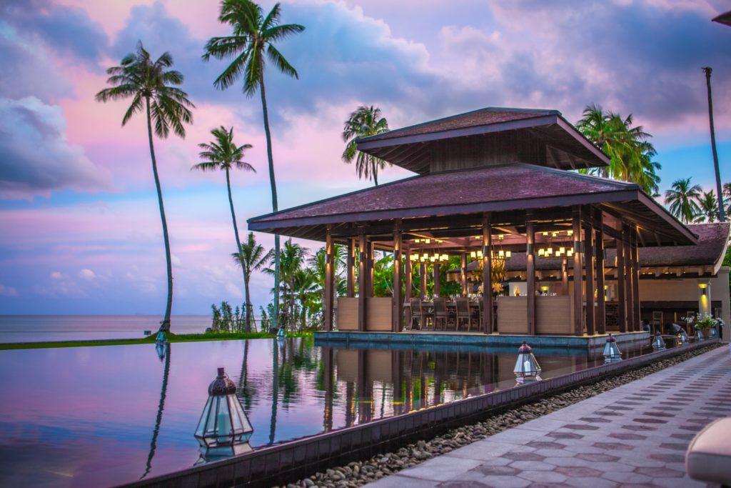 Thailand Ani Villa Dining Pavilion