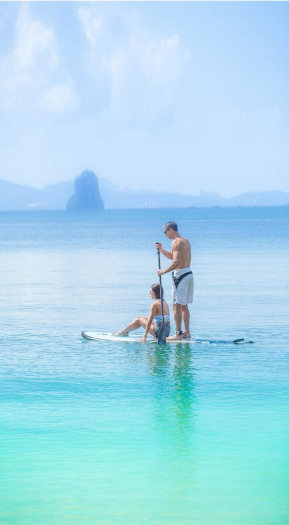 Thailand Ani Villas Guest PaddleBoard