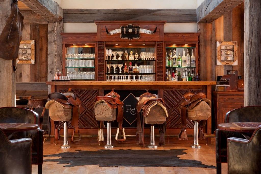 Silver Dollar Saloon Bar at The Ranch at Rock Creek America