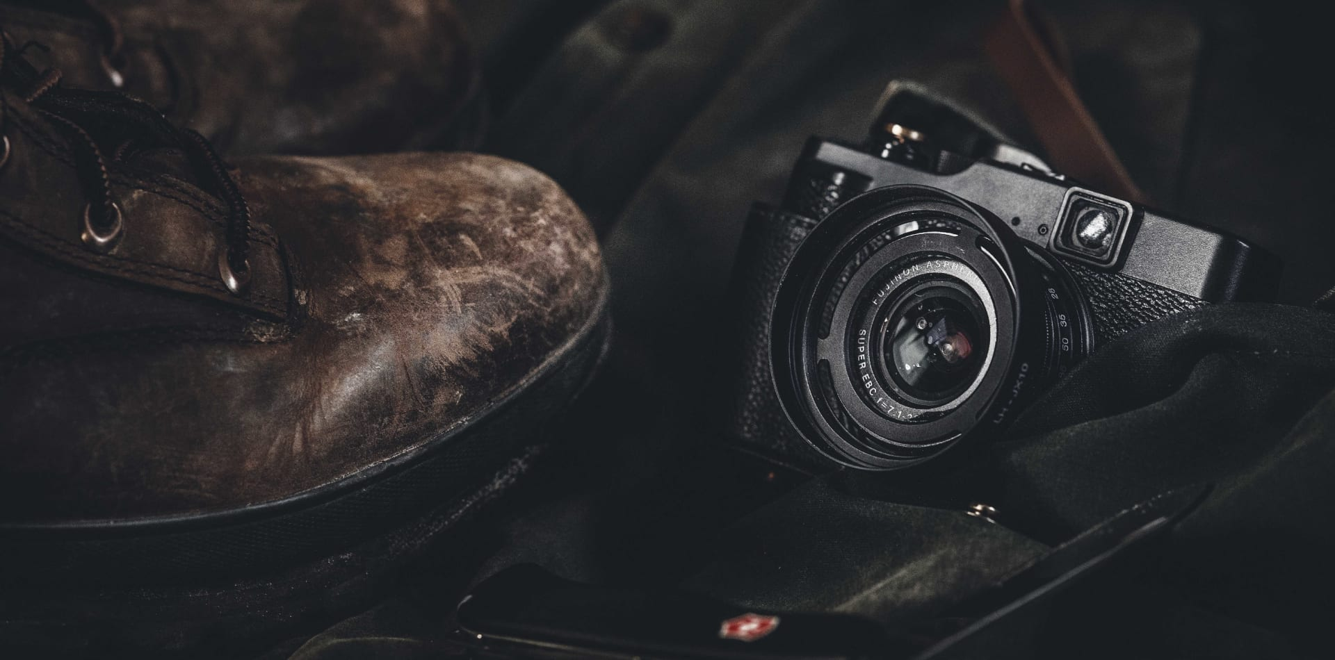 High-tech camera