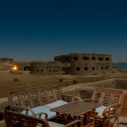 Adrère Amellal, Egypt