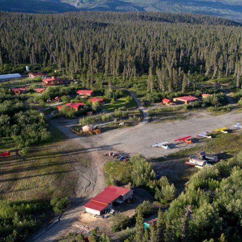 Alaska Ultima Thule Aerial