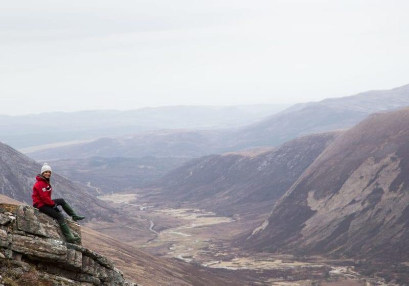 Alladale Wilderness Reserve in Scotland