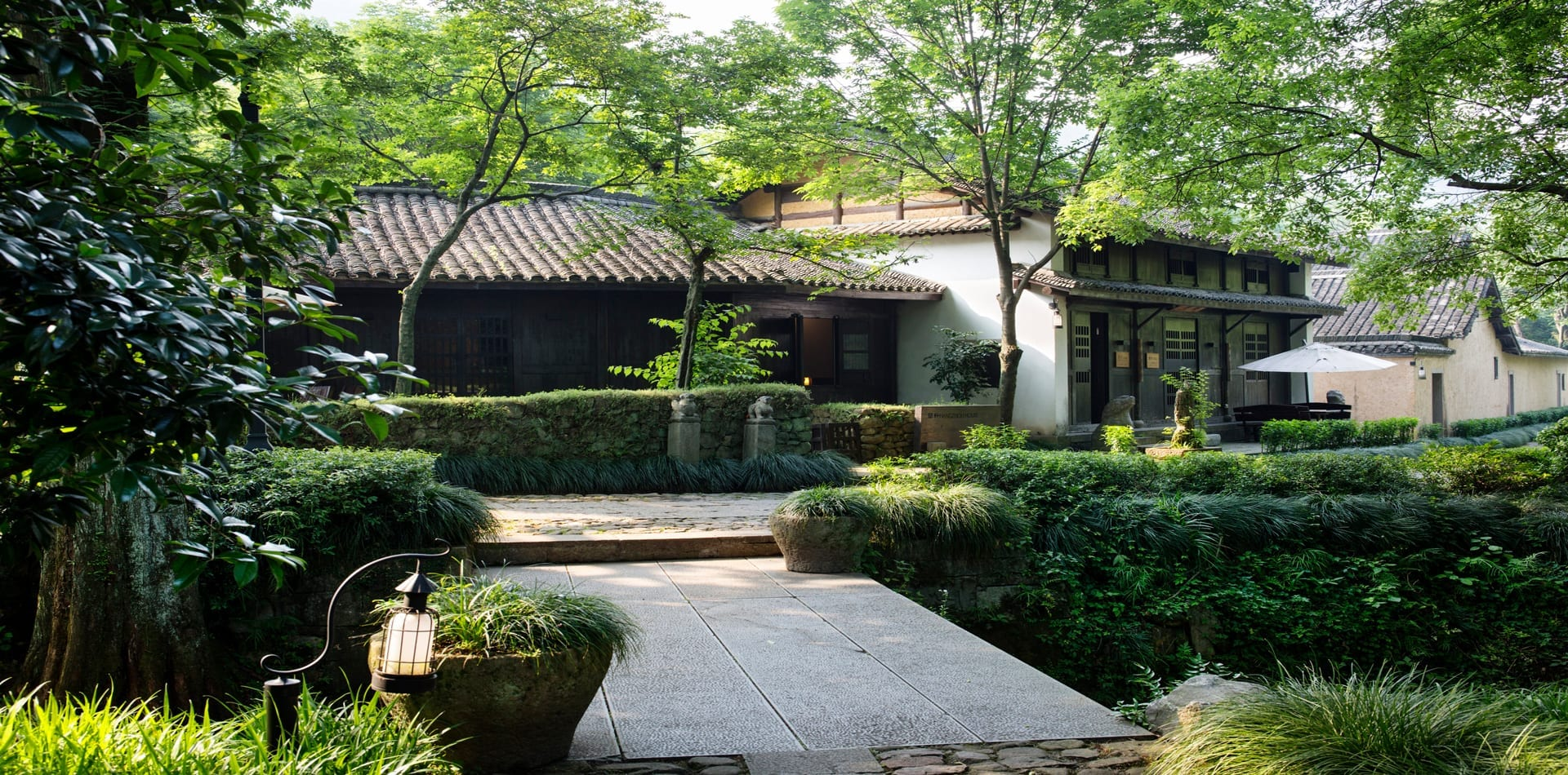 HERO China Amanfayun House