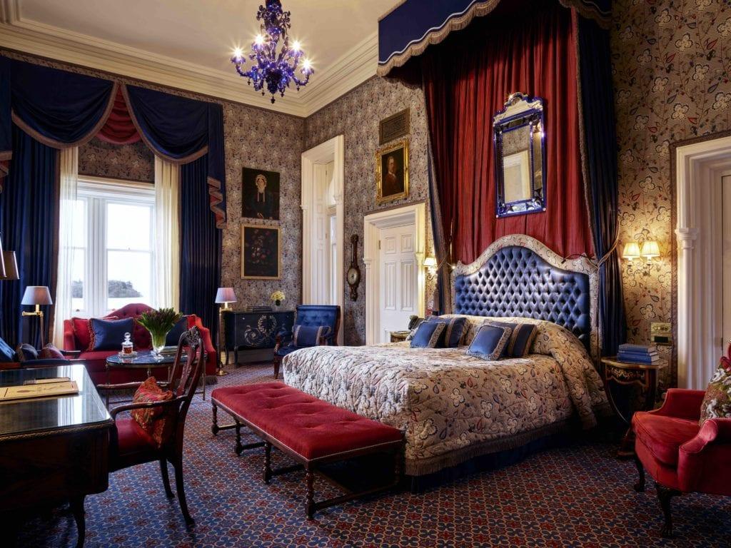 ashford castle double junior suite
