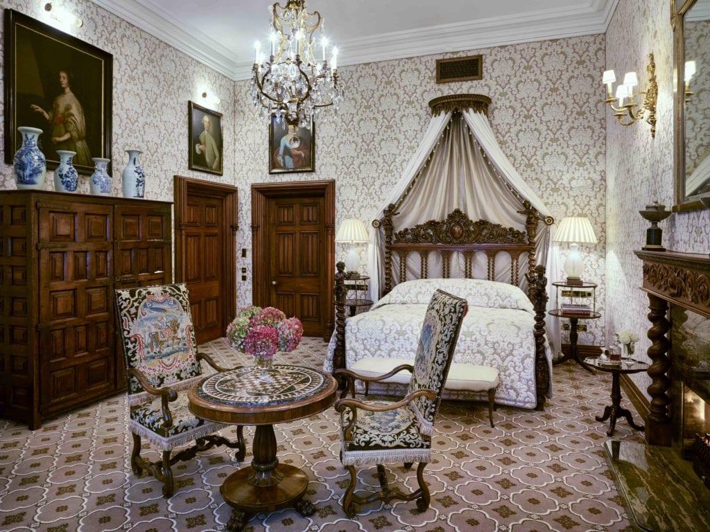 ashford castle interior state room