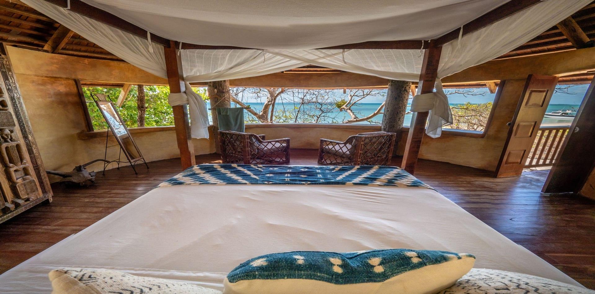 Australia Haggerstone Island Bedroom Interior Hero