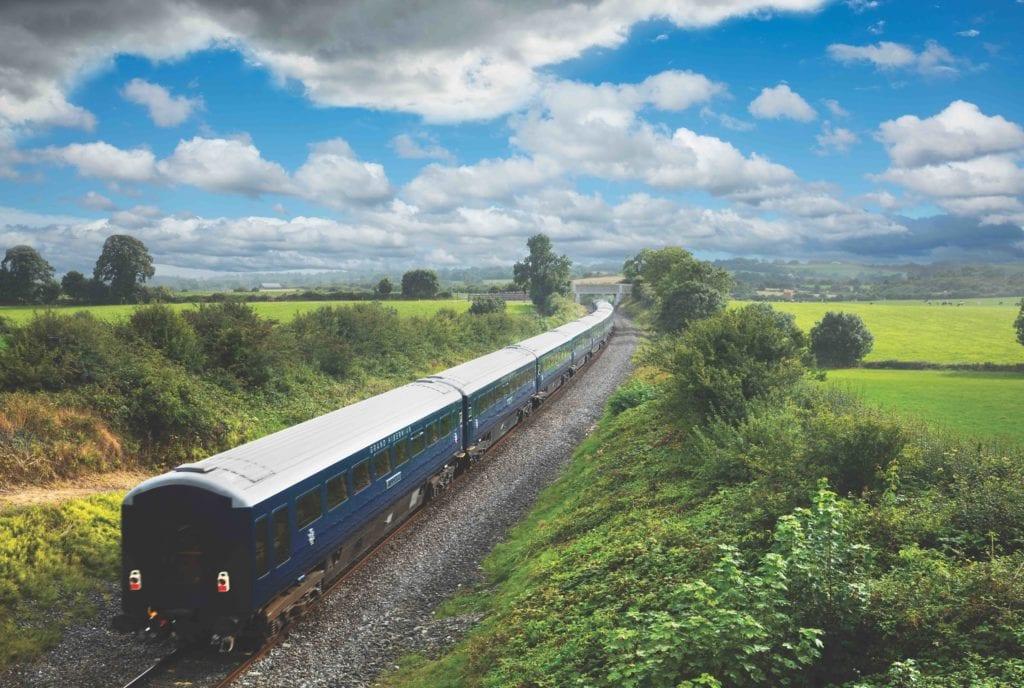 train exterior belmond grand hibernian ireland