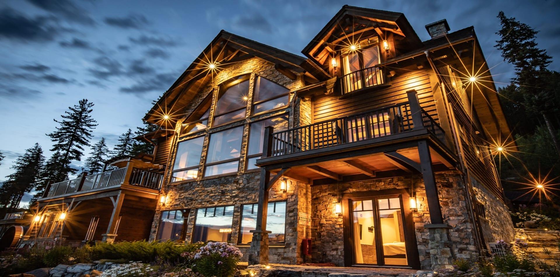 HERO Bison Lodge Exterior Lights