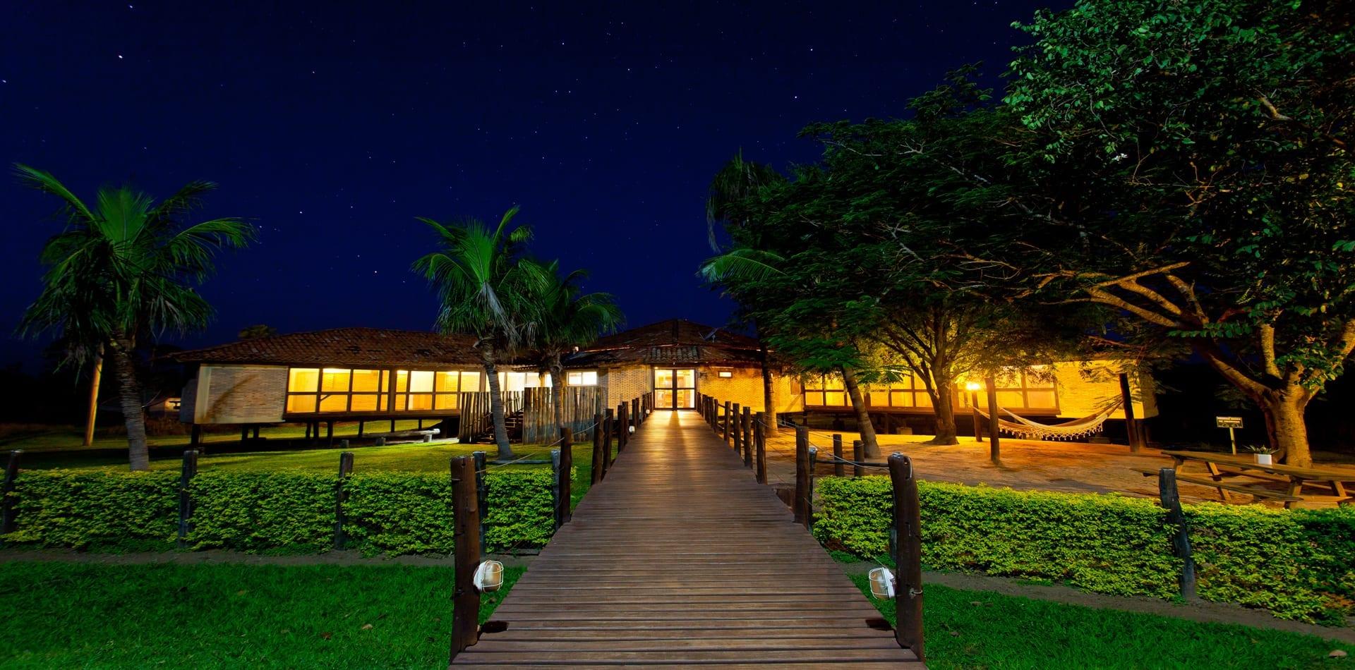 HERO Caiman Eco lodge Brazil