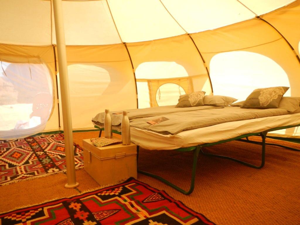 Chad Warda Camp Bedroom Interior