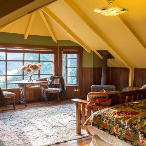 Chile Barraco Lodge Room Interior