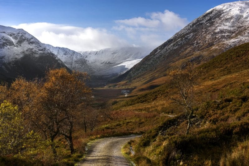 Pete helme captured this beautifully remote valley shot
