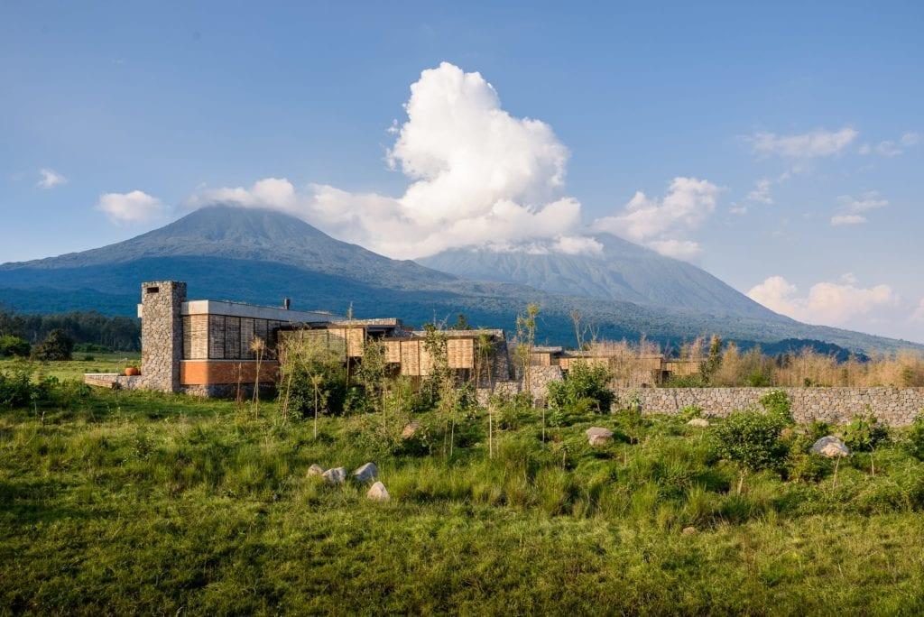 Singita Kwitonda on the edge of Volcanoes National Park