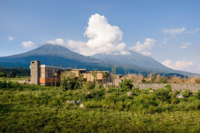 Singita Kwitonda on the edge of Volcanoes National Park