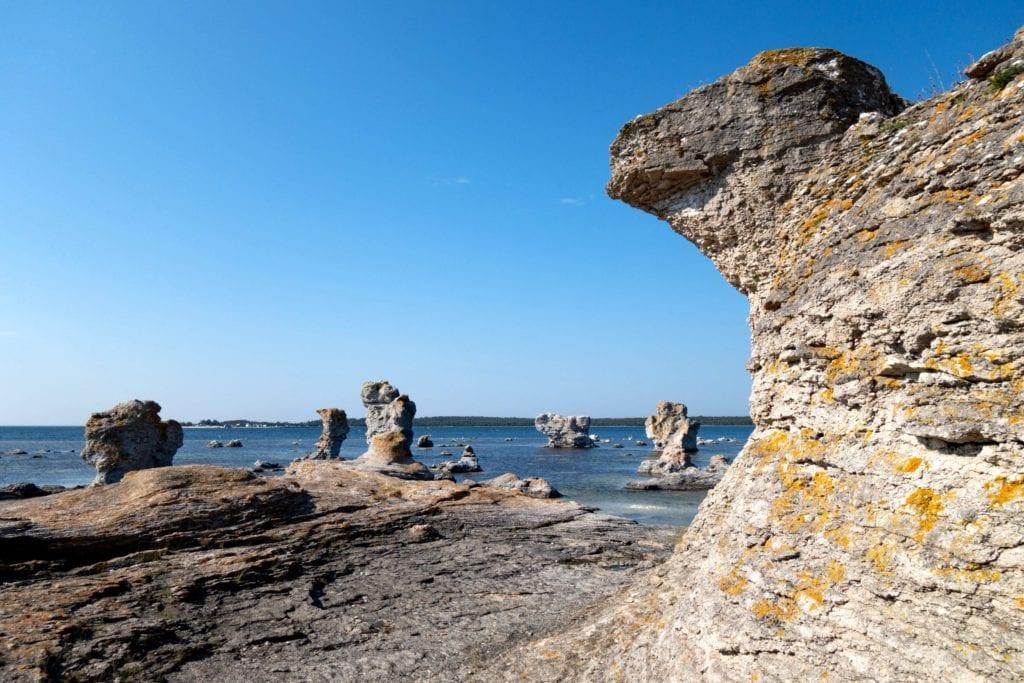 Faro, Gotland Island, Sweden