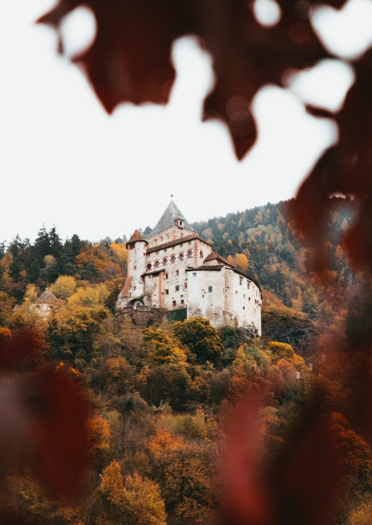 Germany Bavarian Alps Castle