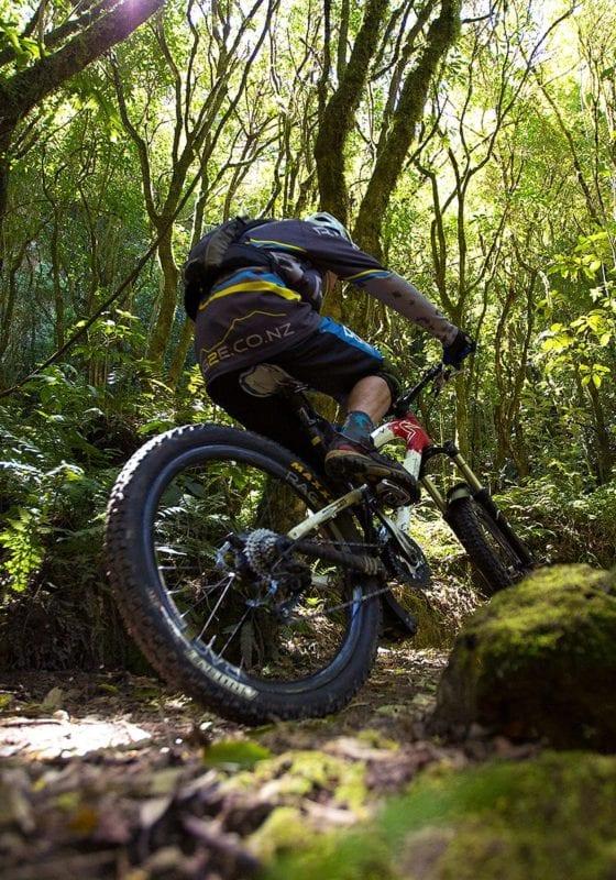 great lake trail biking new zealand