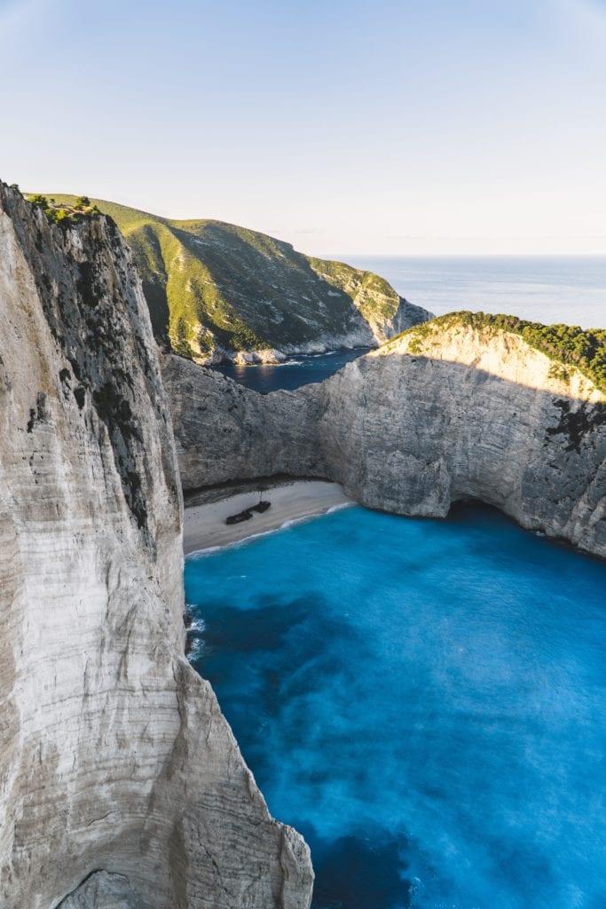 Greece Hidden Beach