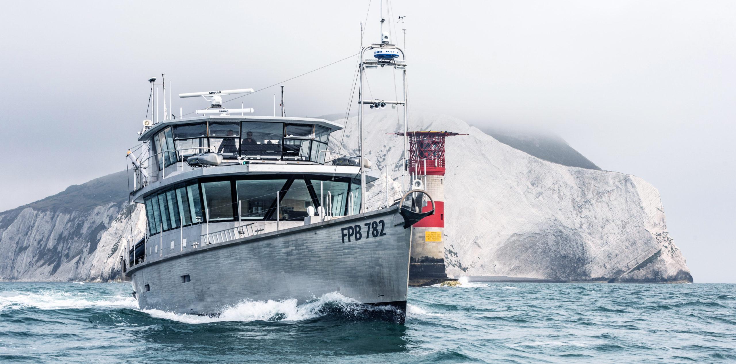 grey wolf yacht