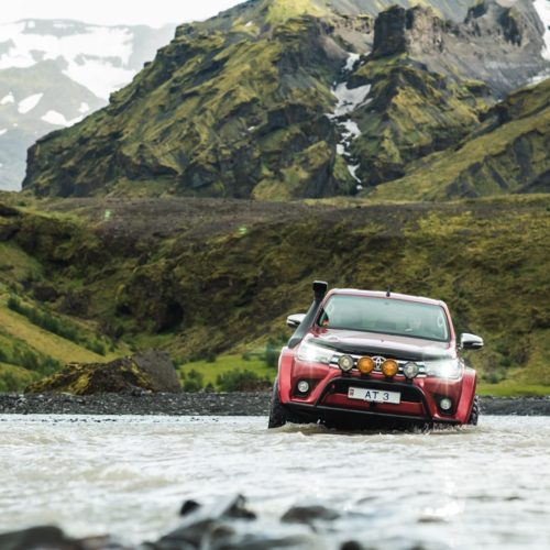 Iceland 4X4 Driving Experience