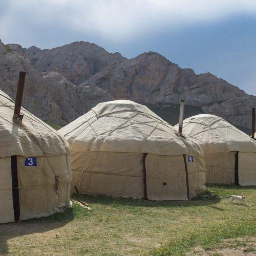 tash rabat yurt