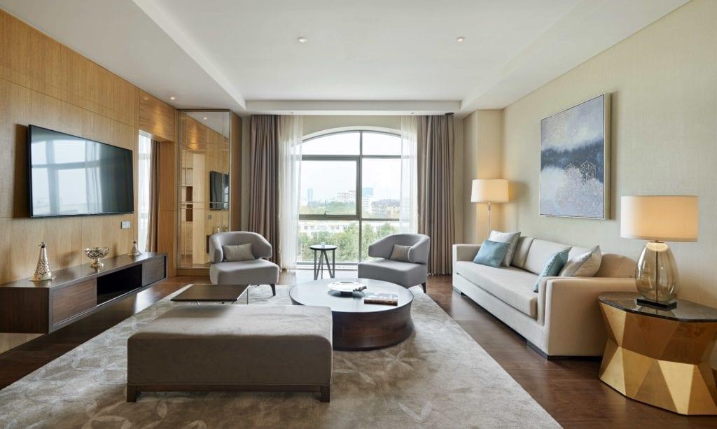 hyatt regency tashkent suite interior