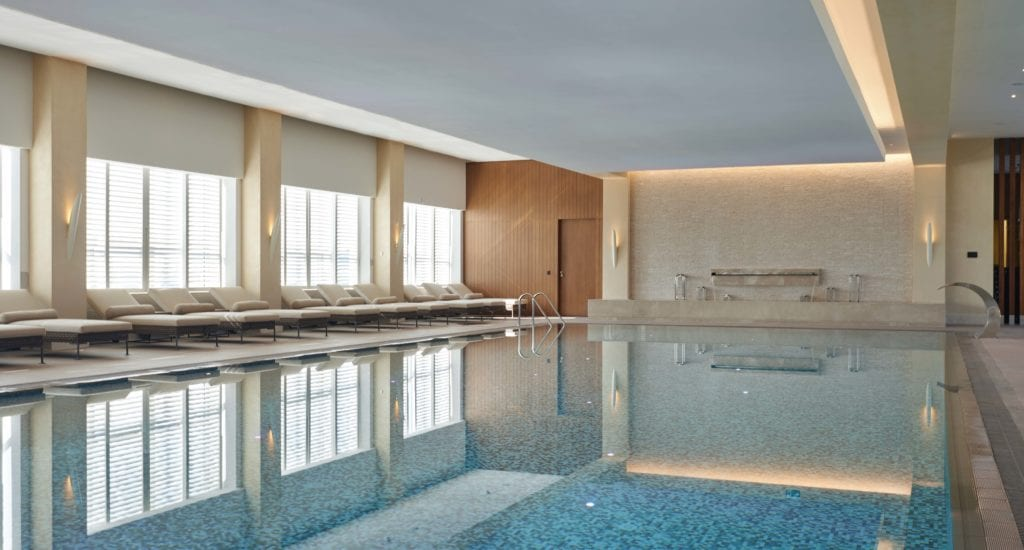 hyatt regency tashkent indoor swimming pool
