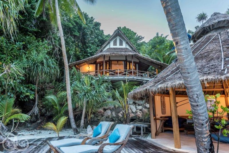 Indonesia Misool Villas Exterior