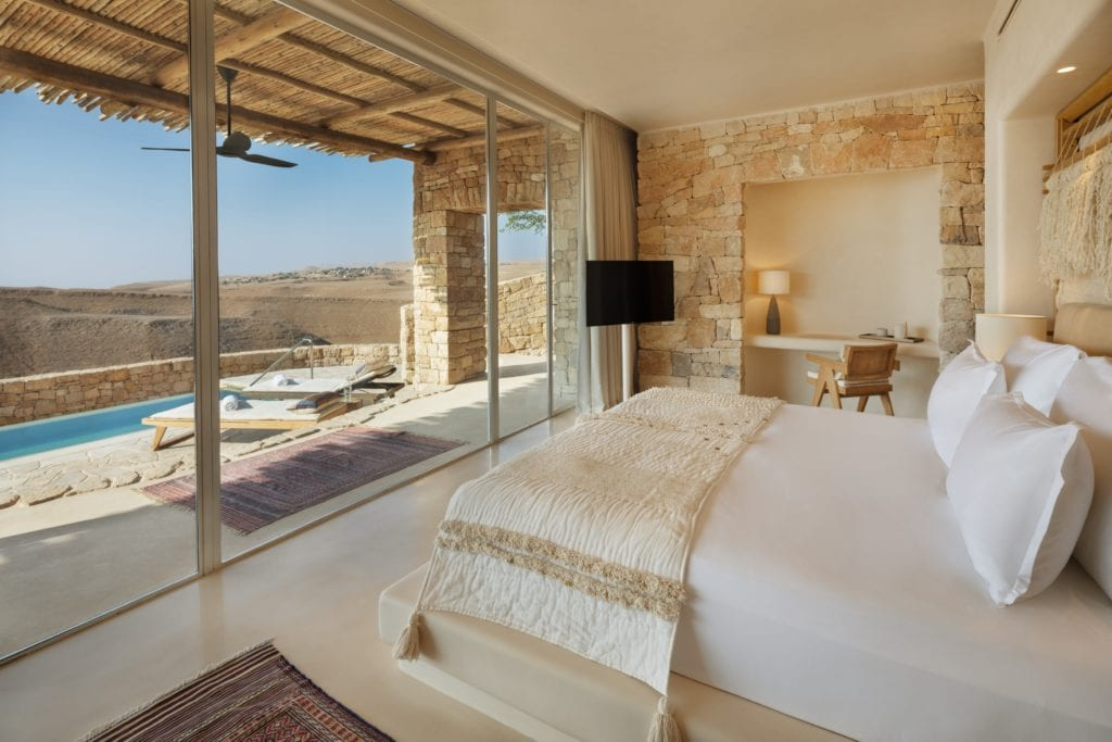 Israel Shaharut Bedroom