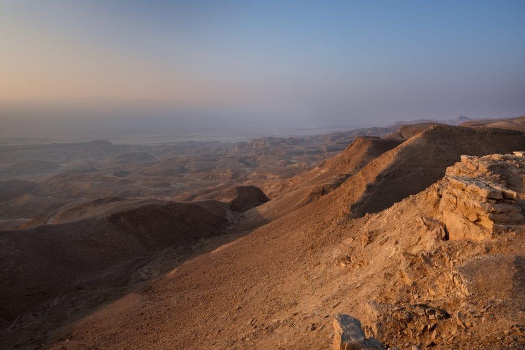 Israel Shaharut Landscape