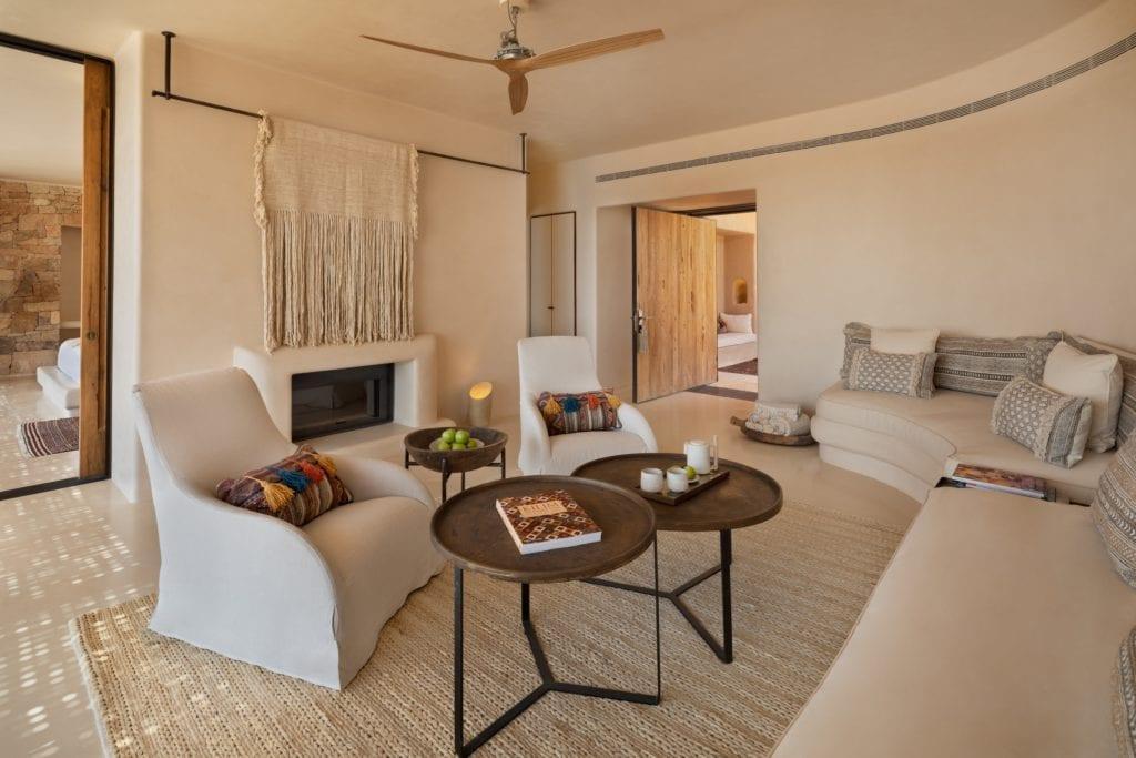 Israel Shaharut Living Room
