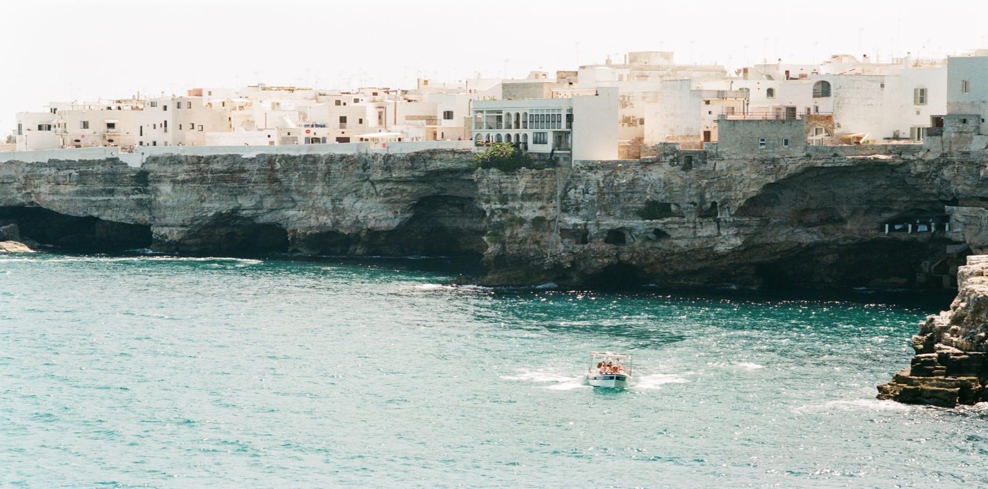 Italy Puglia Coast Hero