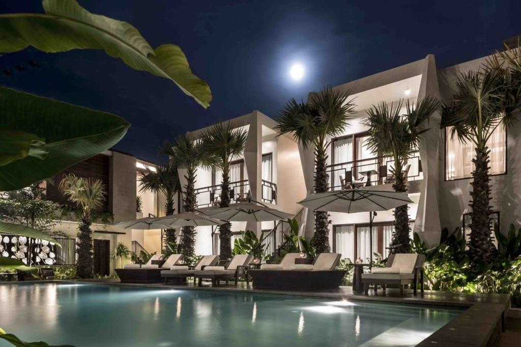 Cambodia Jaya House Central Pool