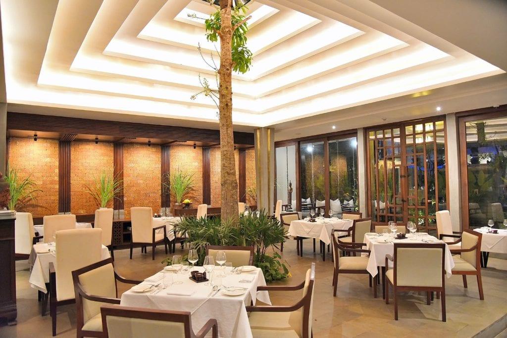 Cambodia Jaya House Dining Area
