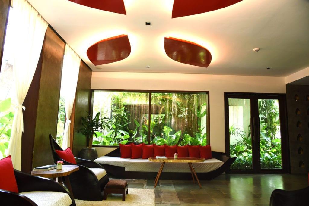 Cambodia Jaya House Lobby