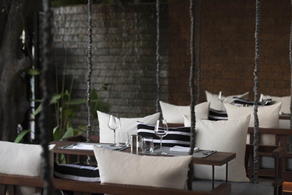 Cambodia Dining Area of the Jaya House