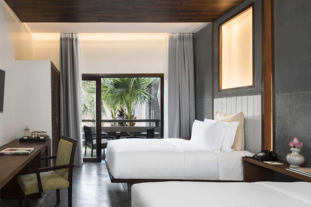 Cambodia Double Room Jaya House