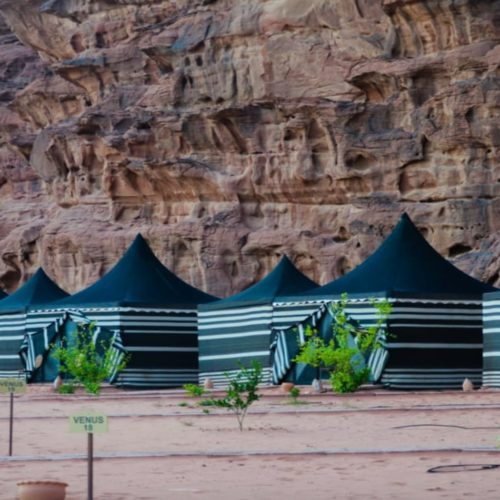 HERO Jordan Wadi Rum Tents