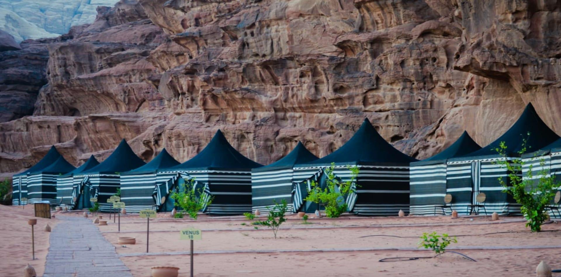 HERO Jordan Wadi Rum Tents