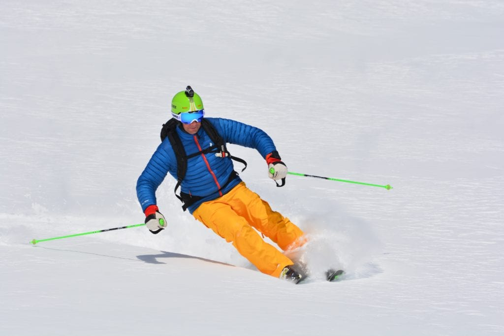 Kamchatka Russia Volcano Skiing
