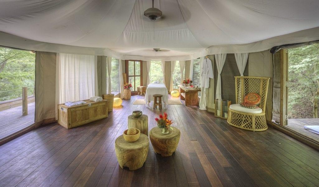 spa interior kasiiya papagayo
