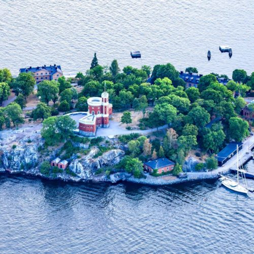 Coastal Discovery in The Baltic Sea