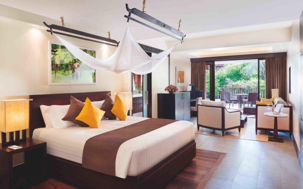 Cambodia La Residence Dangkor Bedroom