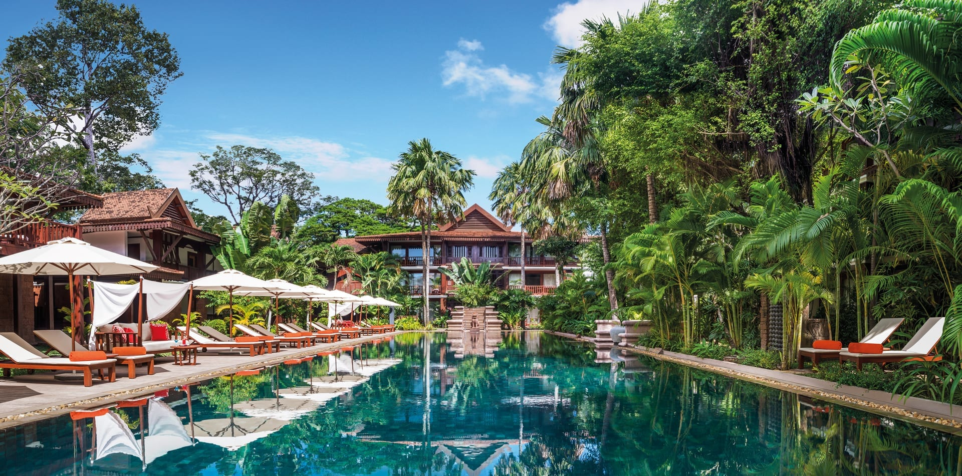 HERO La Residence Dangkor Pool