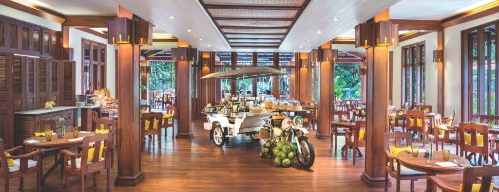 Cambodia Restaurant La Residence Dangkor